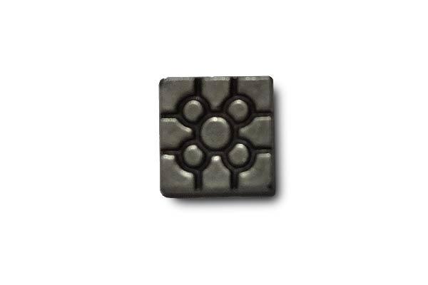 pins personalizados 2d efecto envejecido